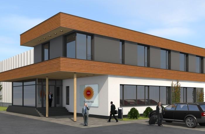 Administrativní budova Ždírec