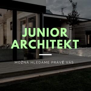 junior architekt pro web