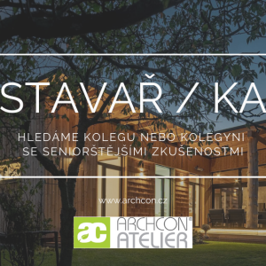 ARCHCON atelier_STAVAŘ
