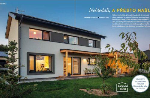 Dřevo&stavby – Dům, který může růst